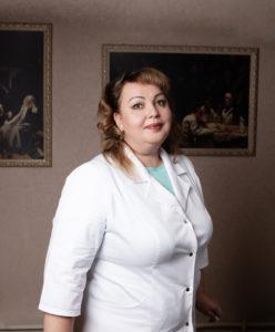 Вуштей Ирина Викторовна