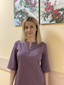 Бредихина Евгения Михайловна